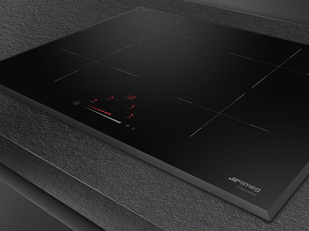 Индукционная варочная панель SMEGSI4642B - 3