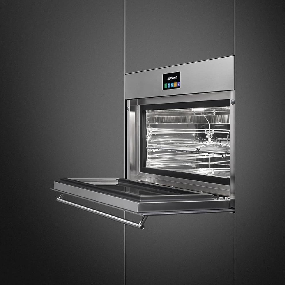 Шкаф шоковой заморозки SMEGSAB4304X - 8