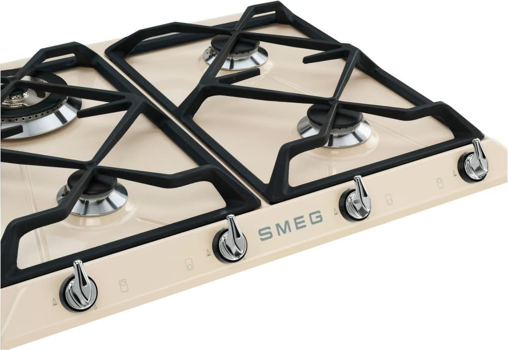 Газовая варочная панель SMEG SR964PGH - 1