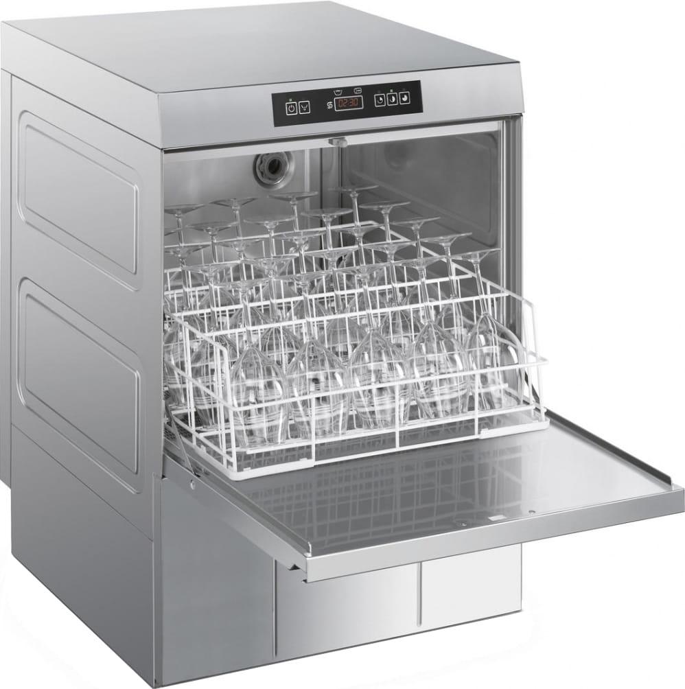 Посудомоечная машина сфронтальнойзагрузкой SMEGUD505DS - 9