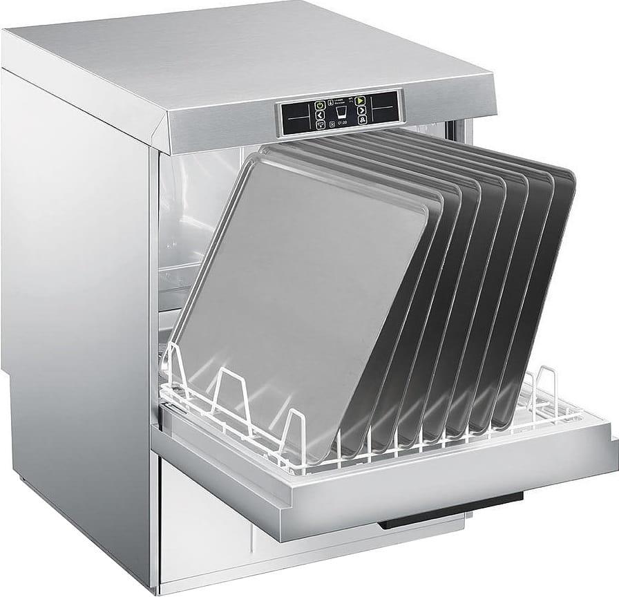 Посудомоечная машина с фронтальной загрузкой SMEG UD526D - 4
