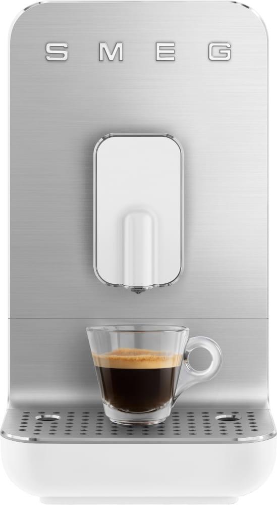 Кофемашина SMEG BCC01WHMEU - 1