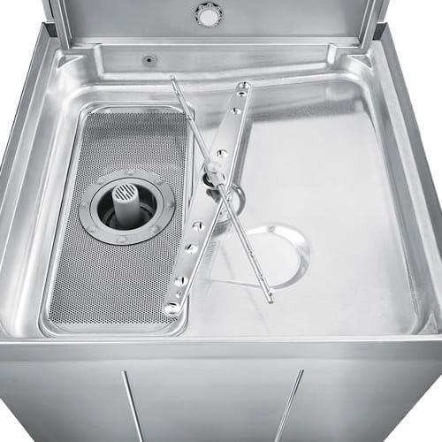 Купольная посудомоечная машина SMEG HTY511DW - 10