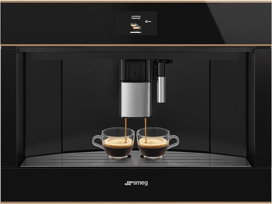 Встраиваемая кофемашина SMEG CMS4604NR - 3