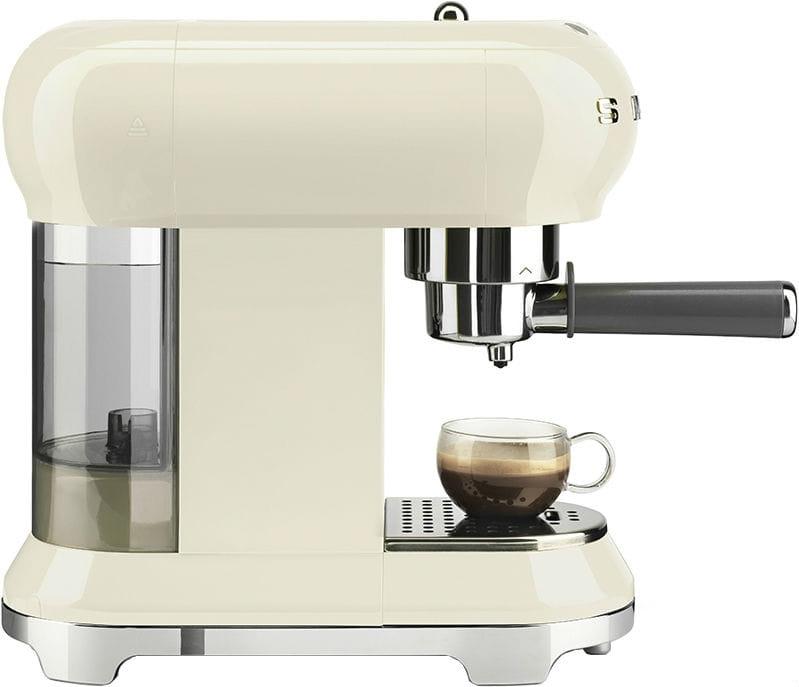 Кофемашина SMEG ECF01CREU - 6