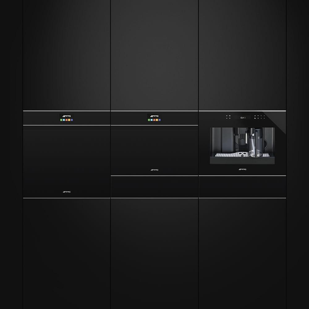 Электрический духовой шкаф SMEG SF4604PMCNX - 1