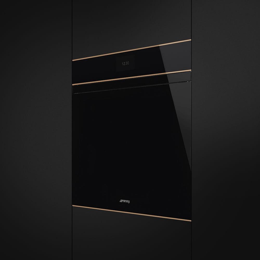 Электрический духовой шкаф SMEG SFP6604PNRE - 4