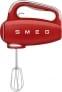 Ручной миксер SMEG HMF01RDEU-0